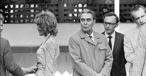 Любимые женщины генсека Брежнева