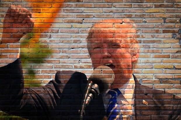 Трамп назвал виновных в «эпидемиологической катастрофе» США