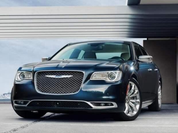 Chrysler 300 обновился перед нескорым уходом на пенсию
