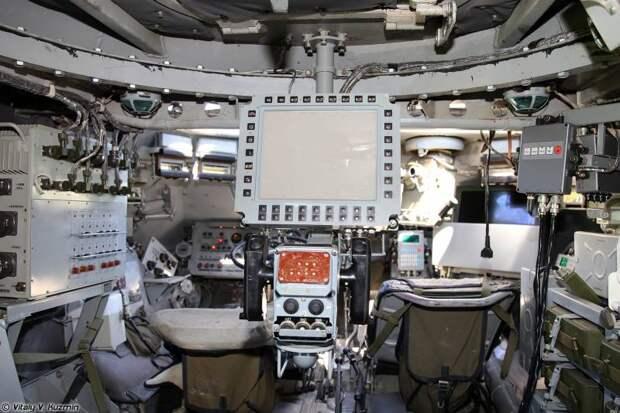 Противодиверсионные машины «Тайфун-М»: счёт идёт на десятки