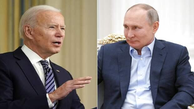Американцы о словах Байдена в адрес Путина
