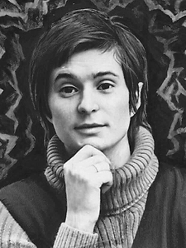 Быть возлюбленной поэта (Инна Кашежева)