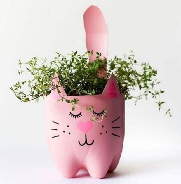 ваза-котик