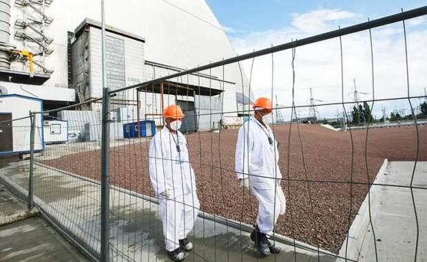 Новости стационара: Украинские атомщики-камикадзе угрожают России вторым рукотворным Чернобылем