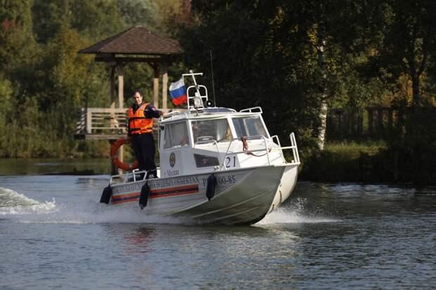 Спасатели ПСС «Кировская» спасли двух человек в СЗАО