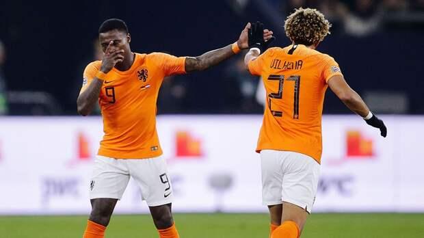 Промес и де Вильена вошли в предварительную заявку сборной Нидерландов на мартовские отборочные матчи ЧМ-2022