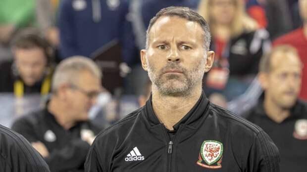 Обвиняемый в избиениях женщин Гиггз отстранен от работы со сборной Уэльса