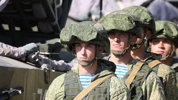 В Британии рассказали, почему учения ВС РФ у границ Украины вызвали у Запада стресс