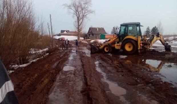 На90% изношены сети водоснабжения вГлазовском районе Удмуртии