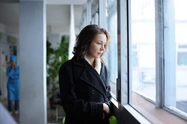 Анна Тараторкина стала «Нашей доктором»