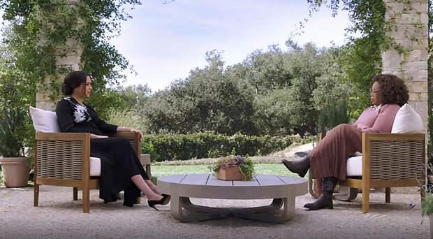 Скандал! Интервью принца Гарри и Меган Маркл: онлайн-трансляция