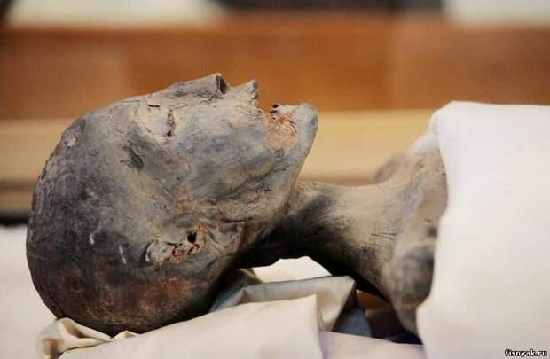 Почему фараонов мумифицировали?