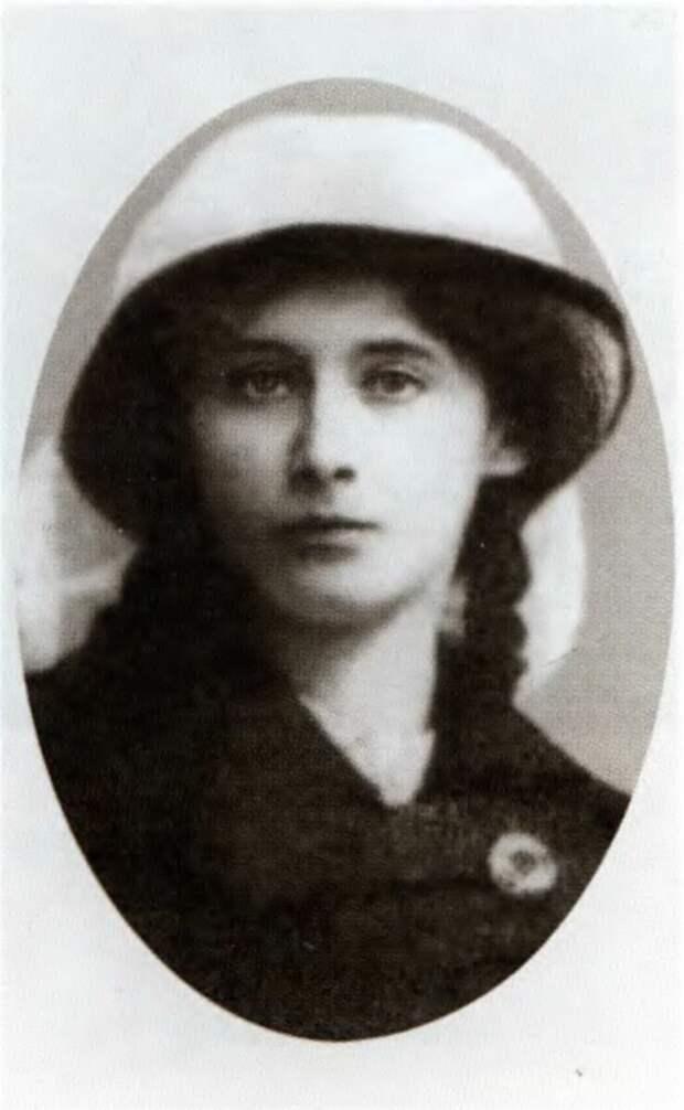 Анна Константиновна Циолковская