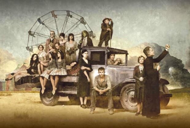 10 сериалов с небанальными сюжетами, от которых сносит крышу