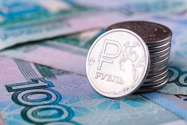 Рубль побил месячный антирекорд на фоне падения американского рынка