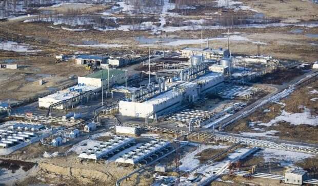 НОВАТЭК увеличивает добычу конденсата исокращает добычу нефти