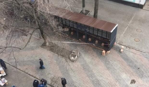 Власти Ростова пообещали до10апреля убрать незаконные ларьки наСержантова
