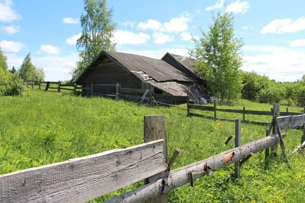 Непередаваемое очарование ветхих русских деревушек, или В гостях у сицкарей