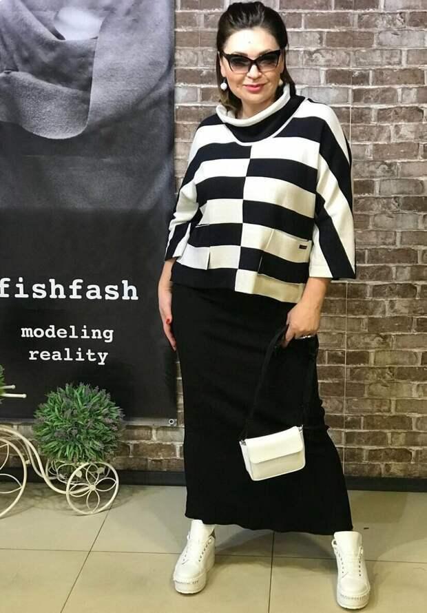 Красивые и стильные наряды для осени