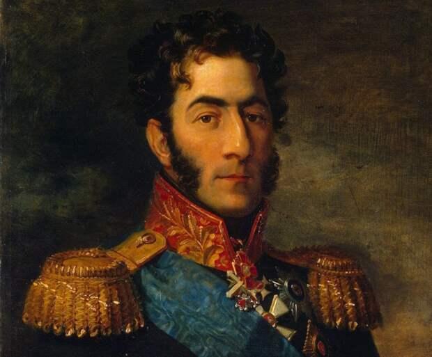 Знаменитый нос князя Багратиона