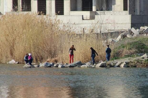 В Краснодаре Карасунские пруды вернулись в собственность города
