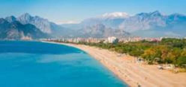 Когда начнётся курортный сезон в Турции