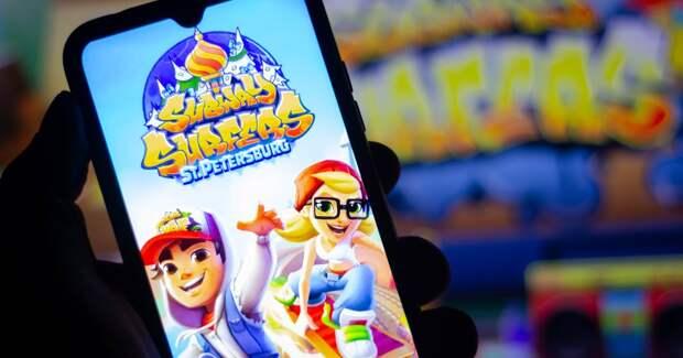 Subway Surfers и еще две игры собирают данные пользователей iPhone