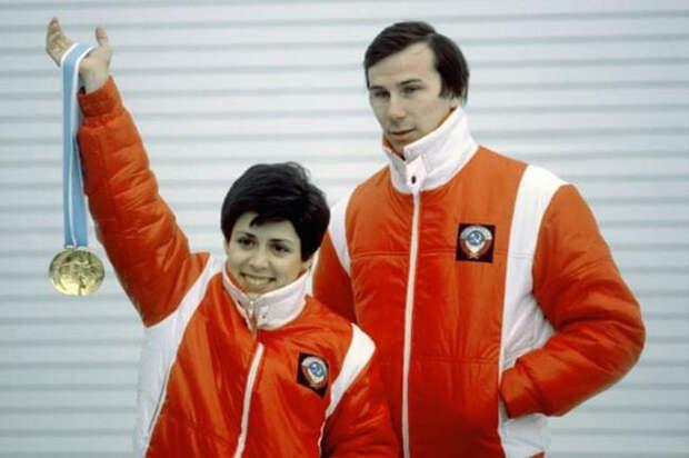 Королеве льда Ирине Родниной – 70 лет: как советская легендарная фигуристка проходила испытания на прочность.