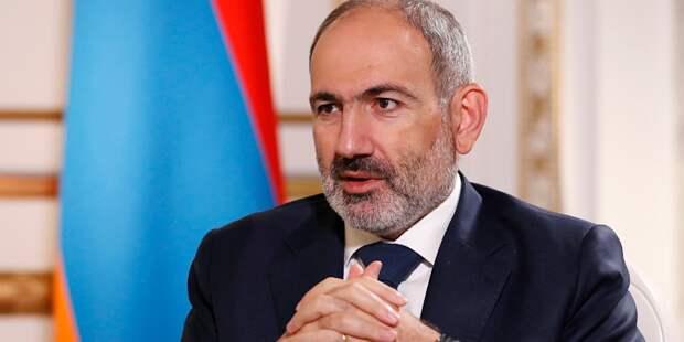 Пашинян об отношениях России и Армении