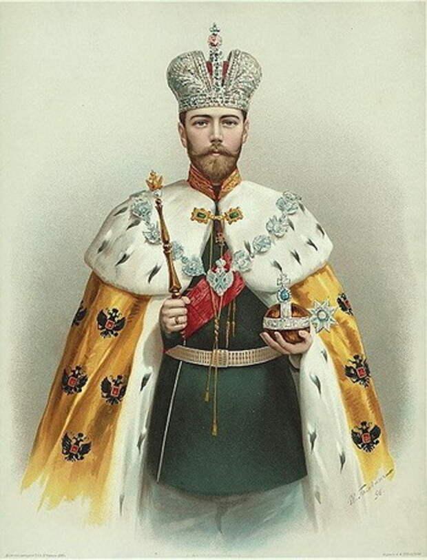 О Царе и царизме.