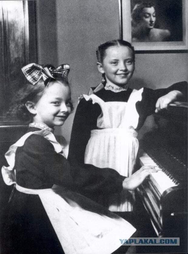 Сестры Вертинские.