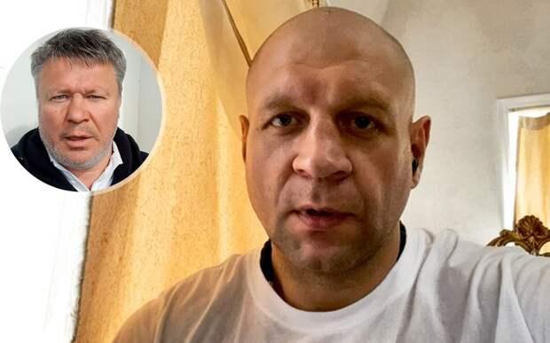 А. Емельяненко: «НаКавказе Тактаров числилсябы всписках без вести пропавших. Оннеуехалбы отсюда»