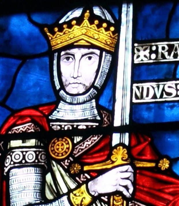 Раймунд IV. <br>