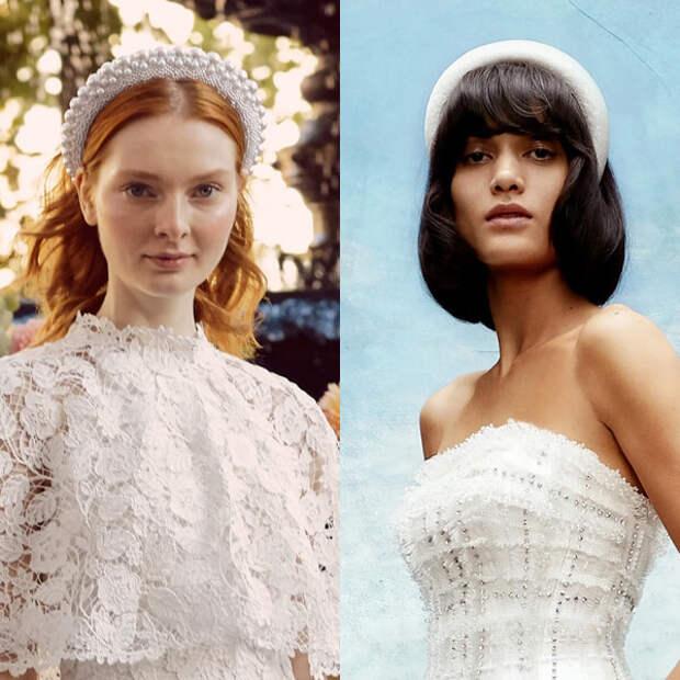 Какой свадебный макияж рекомендуют дизайнеры невестам в 2020 году?