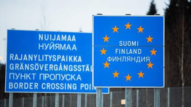 Финны ждут спецпропуска для увеличения грузопотока по судоходному каналу России