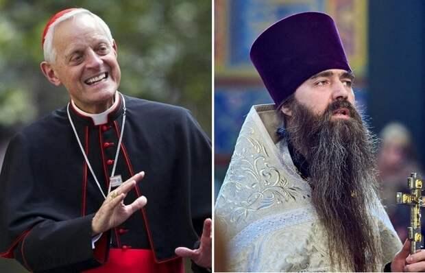 Почему католические священники не носят бороду в отличие от православных