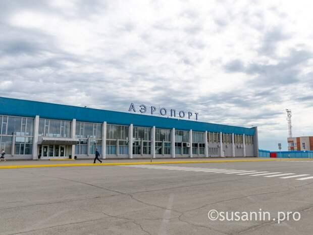 Проект нового терминала аэропорта Ижевска разработают в 2020 году