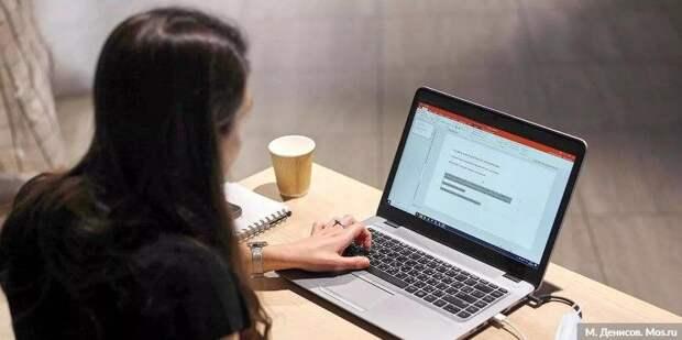 Сергунина подвела итоги молодежного образовательного проекта «Бизнес-уик-энд» Фото: М. Денисов mos.ru