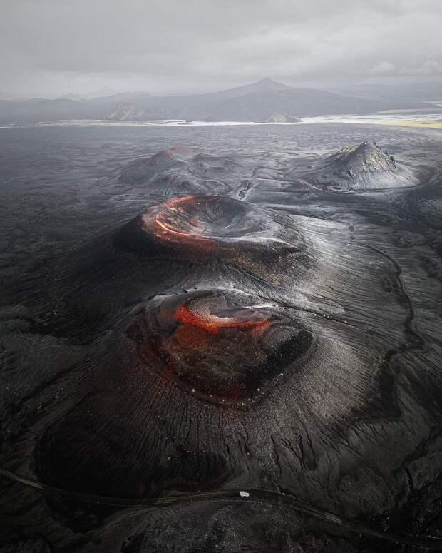 Красоты планеты на тревел-снимках Денниса Хеллвига