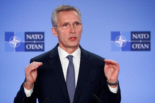 Столтенберг: Чёрное море является стратегически важным регионом для НАТО