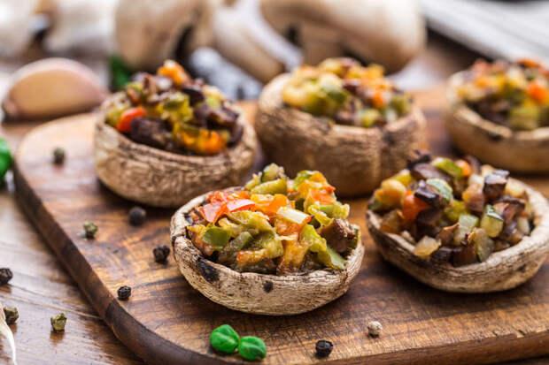 Любителям грибочков: 5 блюд с этим вкусным ингредиентом