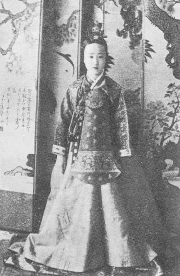 Принцесса Ток Хе. / Фото: www.wikimedia.org