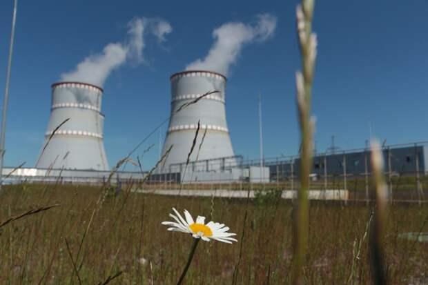 Шестой энергоблок Ленинградской АЭС введен впромышленную эксплуатацию