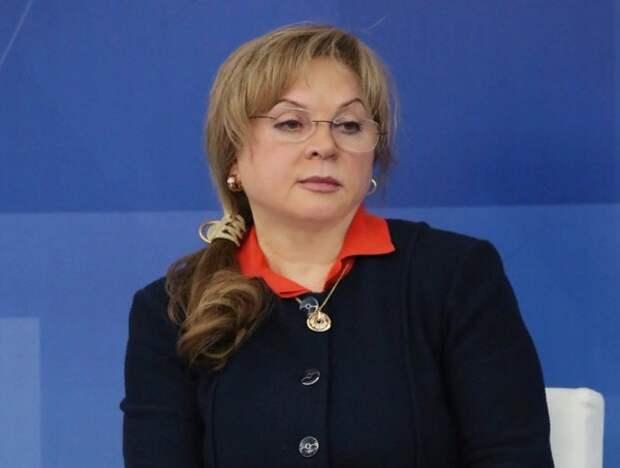 """Памфилова объяснила удаление опроса о многодневном голосовании: """"Потому что глупость"""""""