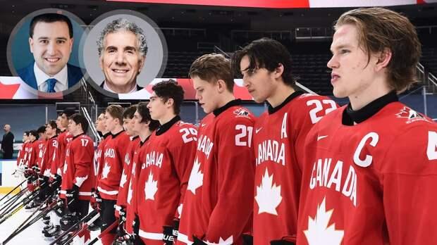 «Канада — команда без слабых мест, но я не могу представить разгрома». Баттон и Пронман — о полуфинале МЧМ