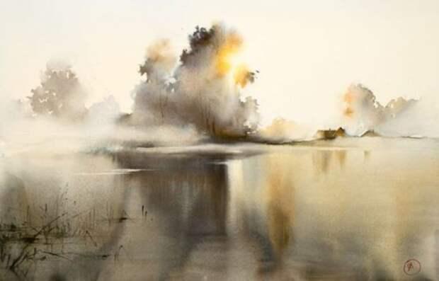художник Илья Ибряев картины - 05