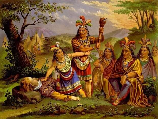 Печальная история настоящей Покахонтас: чего не показал «Дисней»