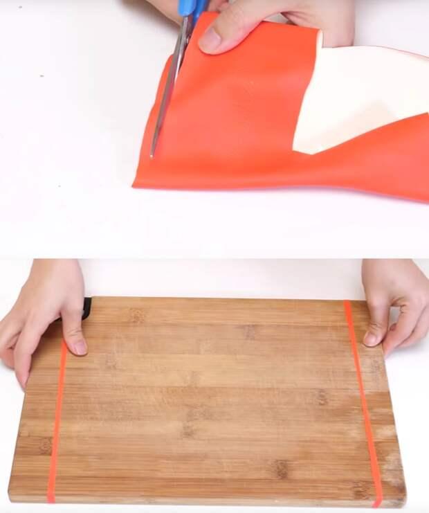 Пять необычных идей из пары резиновых перчаток