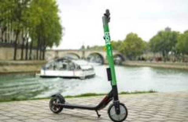 Париж против самокатов