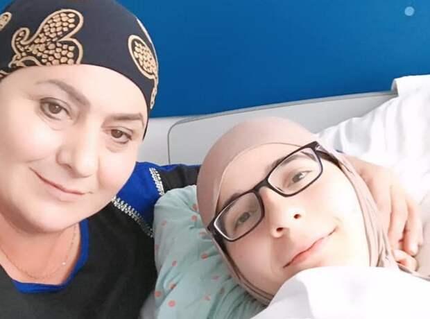 Гита Резаханова перенесла операцию